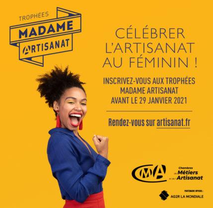 Trophées Madame Artisanat
