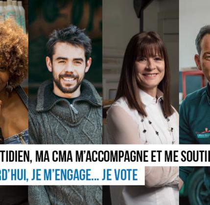Artisans votons !
