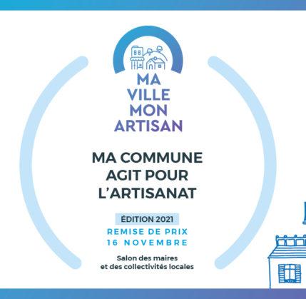 Appel à candidature : 3e édition du prix « ma ville mon artisan »