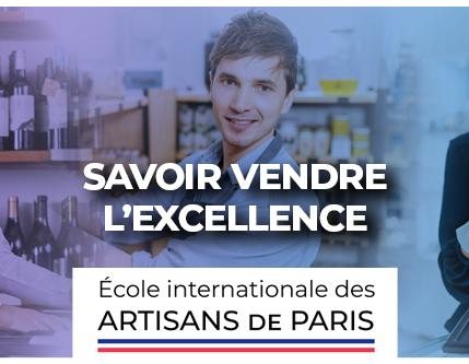 L'Ecole internationale des Artisans de Paris ouvre ses portes !